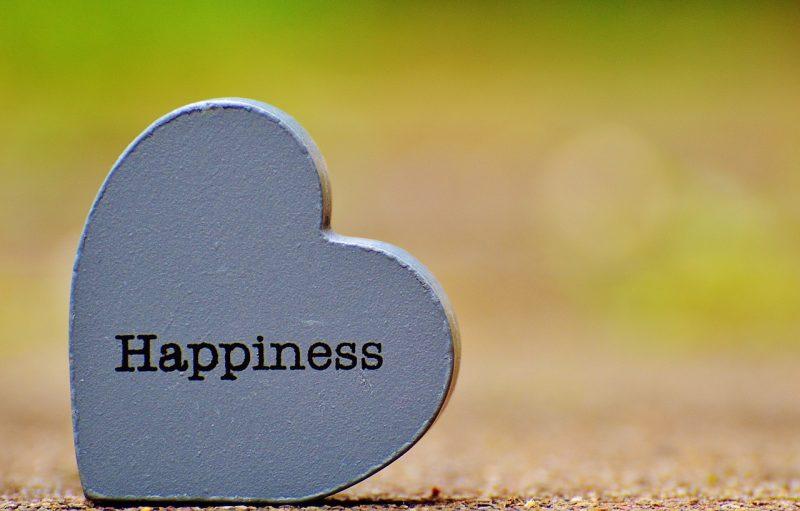 Les 10 commandements pour être heureux