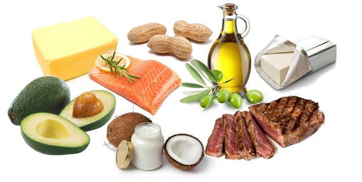 Diète cétogène - LCHF